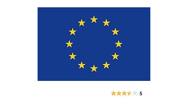 Autoaufkleber Sticker Fahne Europa Eu Flagge Aufkleber Auto