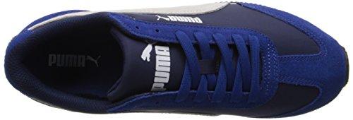 Puma Rio Speed Blue White Womens Trainers Blue White