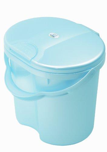 Rotho Babydesign 20002 0103 - Top Windeleimer, baby bleu perl