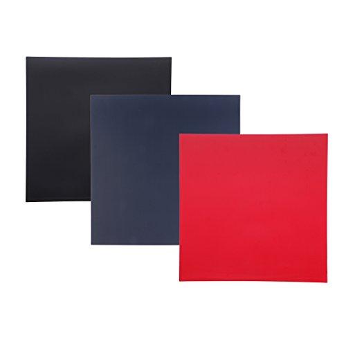 chiwanji Vinyl-Platten zum Aufbügeln, quadratisch, für Silhouette Cameo, Cricut, Bastelarbeiten