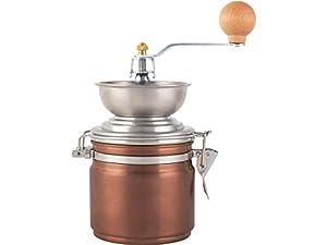 La Cafetière Origins Coffee Grinder – Copper Finish