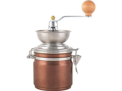 La Cafetière Origins Coffee Grinder – Copper Finish