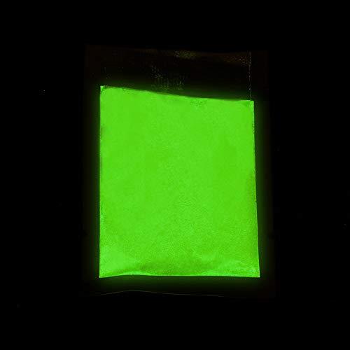 Prevently luoreszierendes Pulver Selbstleuchtend 8g Nachtleuchtende Pigmente Im Dunkeln nachleuchtendes Uv Farbpulver (Colour A) -
