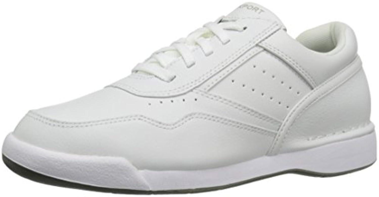 Rockport M7100 Milprowalker White, Zapatos de Cordones Derby para Hombre -