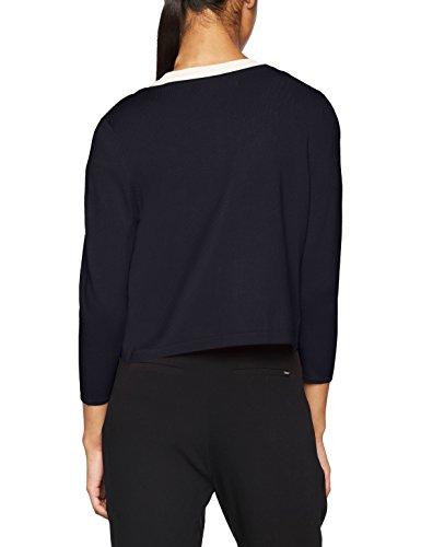 Vero Moda Coprispalle Donna Blu (Black Iris Black Iris)