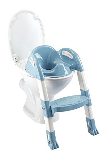 Thermobaby - Kiddyloo Toiletten-Trainer, weiß/blau