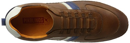 Pikolinos Herren Liverpool M2a_v17 Sneakers Braun (Cuero)