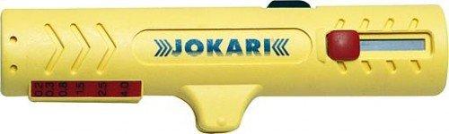 JOKARI Vielzweckabisoliermesser Nr.15 Kabel-D.8-13mm JOKARI Litzen-D.0,2-4, 30150