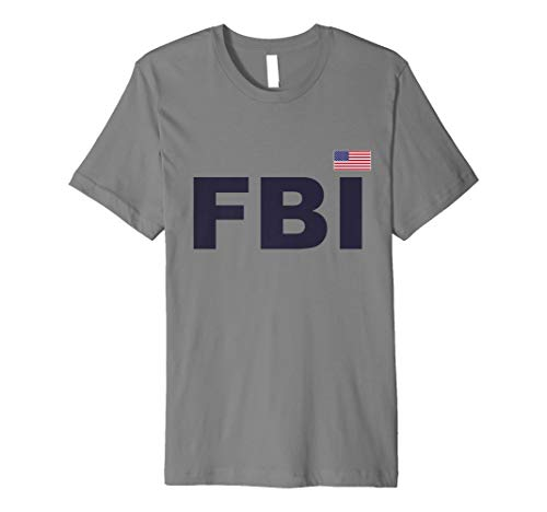 FBI T-Shirt Guards Uniform Polizei Gesetzeshüter Tee
