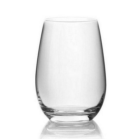 Glaseres bicchieri bicchiere da cocktail rotondo con frullino rotondo, modello alto da 410 ml
