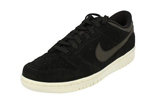 Nike Dunk Low Premium Schuhe Sneaker (EU 45 UK 10, Schwarz) - Schwarz Nike Dunk