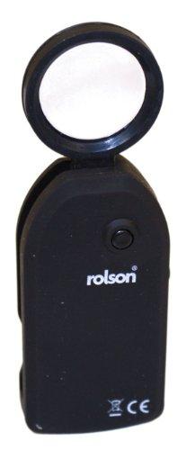Rolson ein LED-Taschenlupe