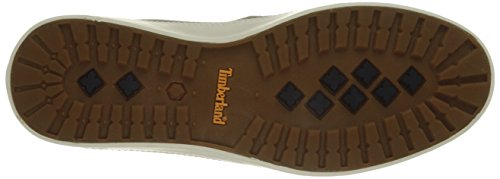 Timberland Newport Bay_newportbaycanvasmtslipon, Mocassins homme Marron - Braun (Bungee Cord Washed Canvas)