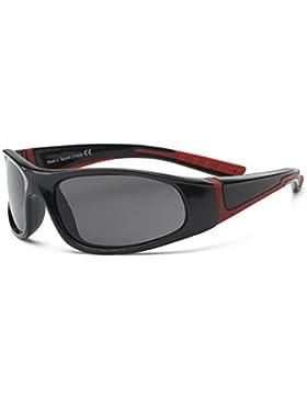 Bolt Niños Gafas de sol ajuste, flexible, tamaño 4+