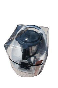 Ma Belle funda–funda protección Thermomix TM5/TM31transparente