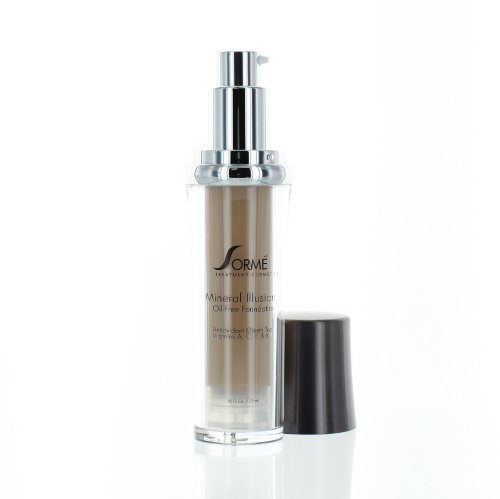 Sorme Cosmetics Mineral Illusion Foundation, Beige Nude, 0.8 Ounce by Sorme Cosmetics