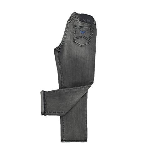 Armani Jeans - grau, Größe:6 Jahre / 116 (6 Jeans Jungen Größe)