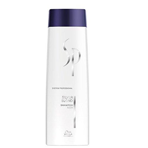 Wella SP Silver Blond Shampoo, 250 ml