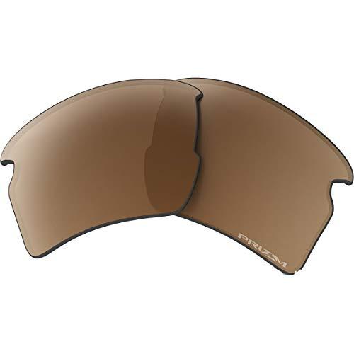 Oakley 101-108-018 Prizm Tungsten Repl Objektiv Flak Jacket 2.0 Xl Sonnenbrillen Objektive