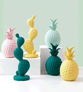 MSAI adornos de piña creativos