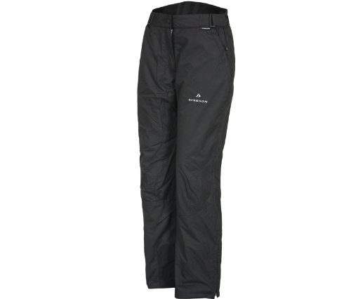 Bergson Damen Skihose Swift, Black [900], 40, YF12-800004
