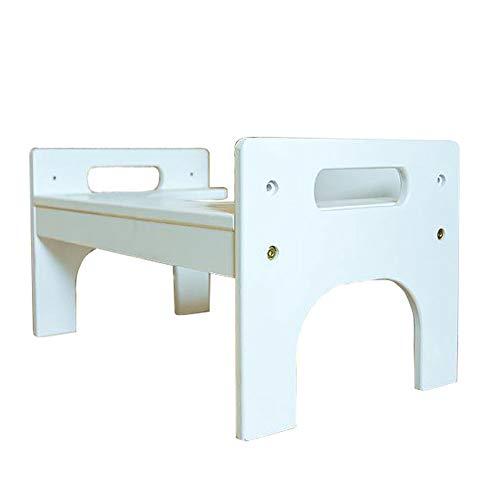 ZHDLJ Toilettenhocker Badezimmer,Squatting WC-Hocker Natürlichen und Komfortabel Gedrungene Hilfe