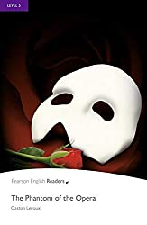 Level 5: The Phantom of the Opera Book and MP3 Pack (Pearson English Graded Readers)