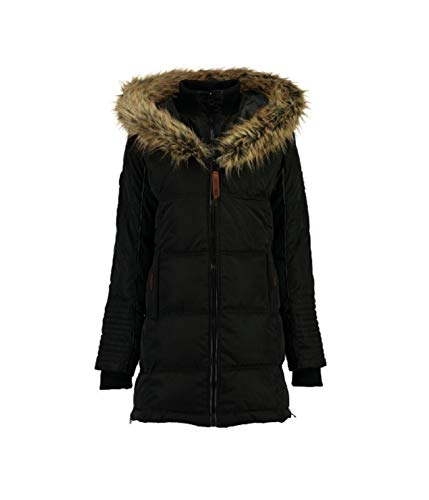 Geographical Norway - Doudoune Femme Beautiful Noir-Taille - 1
