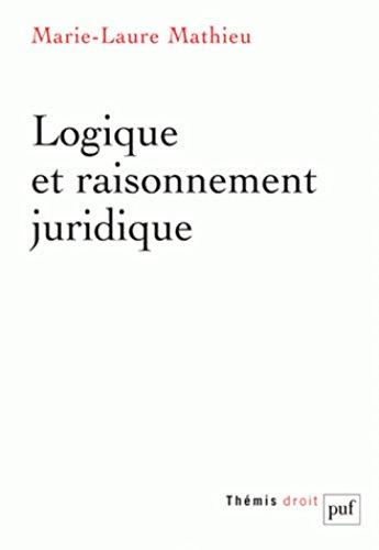 Logique et raisonnement juridique