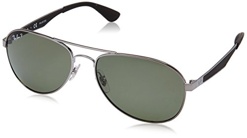 f1043c3cd19 10% OFF on Ray-Ban Polarized Aviator Men s Sunglasses -  (0RB3549004 9A58