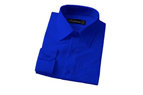 The Gorgeous 1 - Camisa - niño Azul Azul Real 7-8