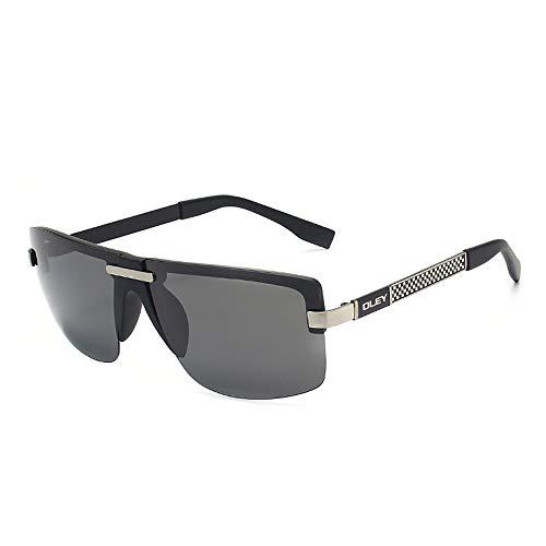LKHJ Sonnenbrillen Frameless Polarized Sonnenbrillen Für Herren KlassischeFliegerbrillen Uv400 Y4909 Support Custom