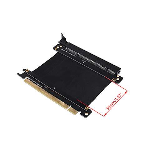 Kafen Pci 16x Riser,PCI Express 16x Cable Flexible