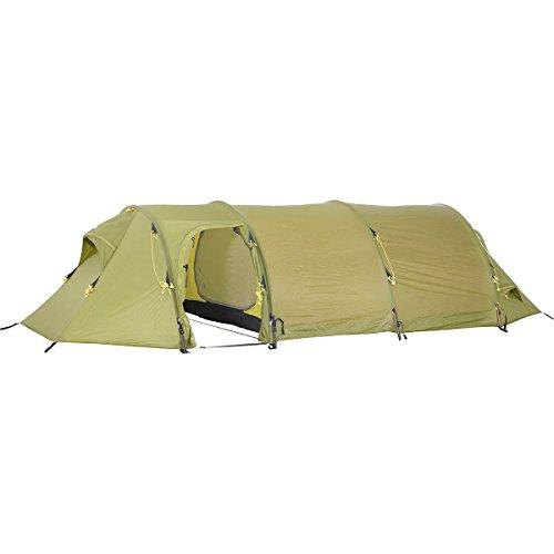 Helsport Spitsbergen Pro 3 Camp Tent Green 2017 Zelt