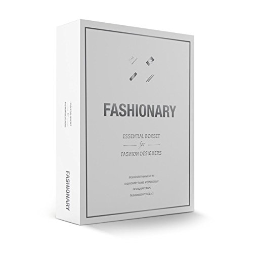 Fashionary Essential Purewhite Boxset (4 in 1)