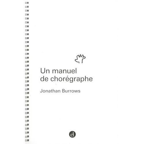 Un manuel de chorégraphe