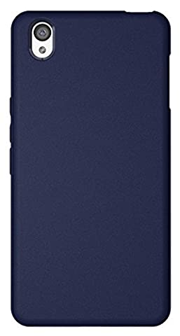 OnePlus X Case, Diztronic Full Matte Slim-Fit Flexible TPU Case for OnePlus X - Dark Navy Blue - (OPX-FM-BLUE)