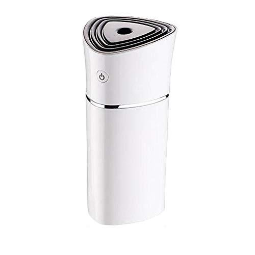 Cokeymove Humidificateur Mini USB Voiture Chambre Bureau Purification de l'air Innovante Muet Lumières Colorées Frais Désodorisant Brouillard sans Eau