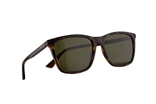 Gucci GG0478S Sonnenbrille Braun Havana Mit Grünen Linsen 58mm 009 GG0404/S 0404/S GG 0404S
