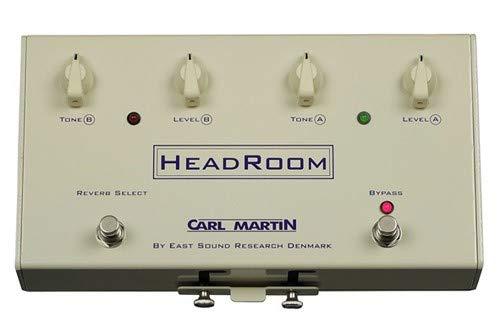 Carl Martin CM-HR Headroom Spring Reverb Pedal