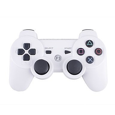 Preisvergleich Produktbild PS3 Controller Weiß