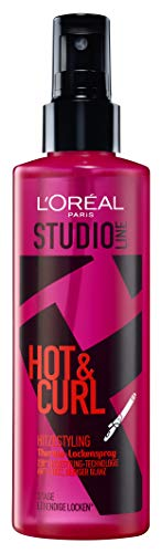 L\'Oréal Paris Studio Line Hot & Curl Thermo-Locken-Spray, 200 ml