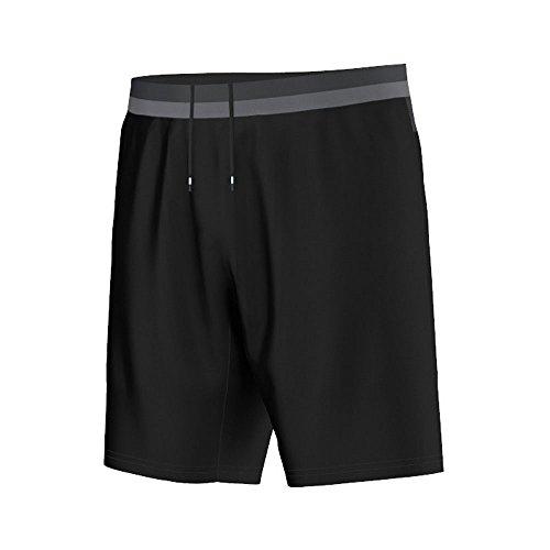 adidas Herren Shorts Cha Adizero Schwarz