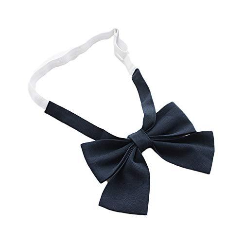 Himifashion einheitliche Fliege japanische uniform Damen Lolita - zubehör (Navy) -