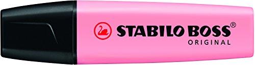 STABILO boss- Textmarker Standard Soupçon De Rose