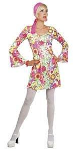 Kostüm top collection Go Go Girl Samantha Minikleid (M)