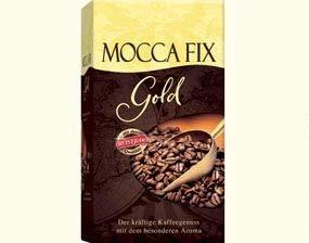 Mocca Fix Gold Röstfein - nostalgische DDR Kultprodukte - Ossi Produkte