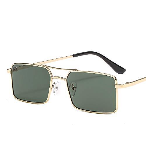 AMINE Neue Sonnenbrille Quadrat Sonnenbrille Europäische Mode Sonnenbrille heiße Brille Fabrik Direktverkauf
