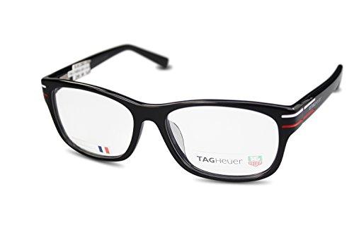 Preisvergleich Produktbild TAG Heuer Unisex Kunststoff Brille TH0534 col. 001 schwarz
