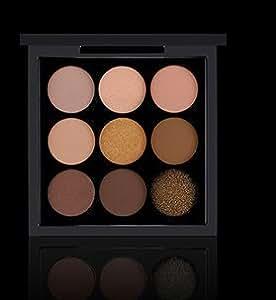 Mac Eye Shadow x 9: Amber Times Nine palette